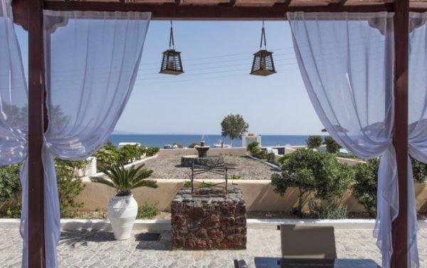 Luxe vakantie op Santorini