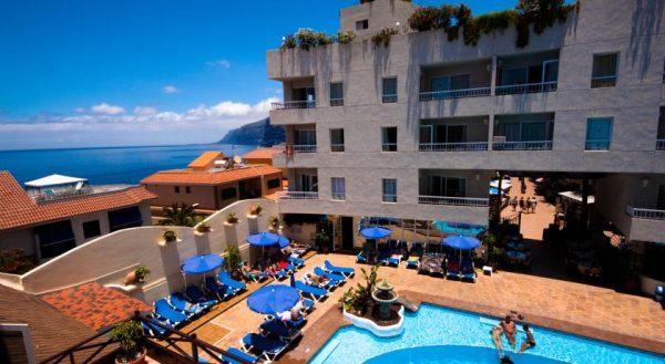 Genieten op zonnig Tenerife