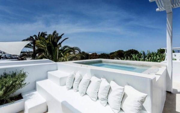 Luxueuze vakantie Mykonos