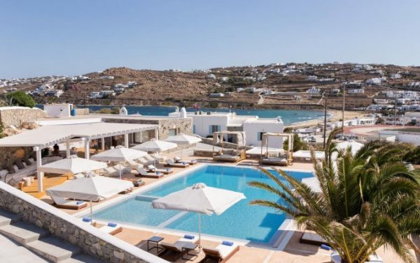 The place to be Mykonos!