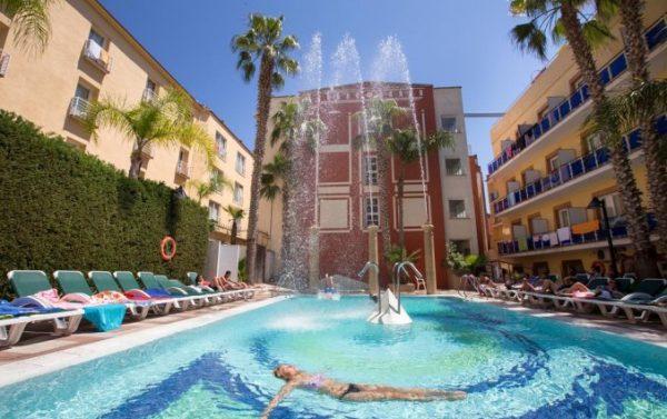 Bijzonder hotel Costa Brava
