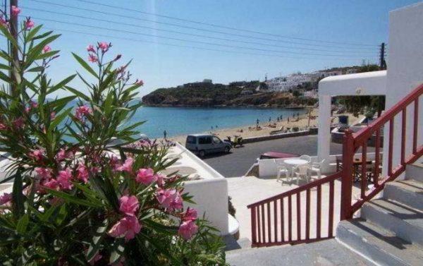 Goedkope vakantie Mykonos