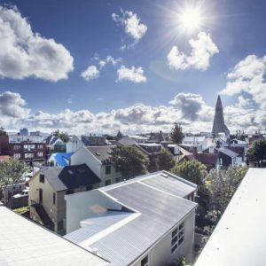 Geweldig hotel in Reykjavik - IJsland