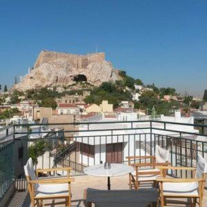Historische citytrip Athene
