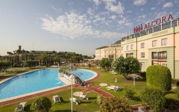 Heerlijk hotel in Sevilla