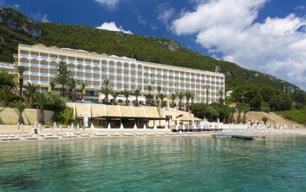 All-inclusve genieten Corfu