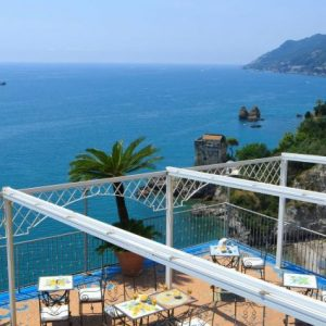 Ontdek de kuststrook Amalfi