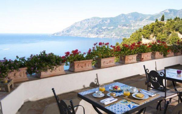 Bijzonder hotel in Amalfi!