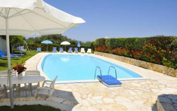 Genieten op zonnig Corfu