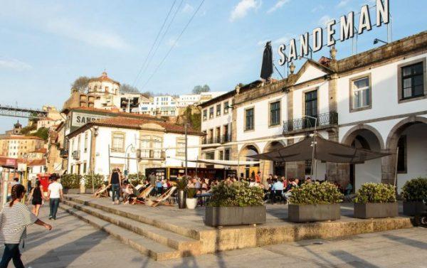 Spring op de fiets in Porto!