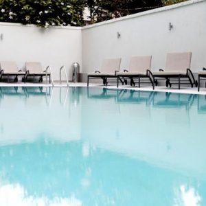 Heerlijk hotel in Rhodos-stad!