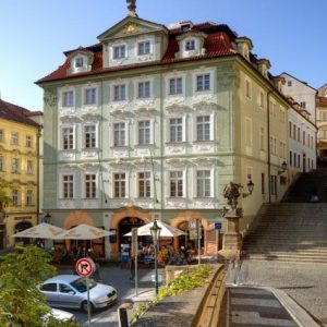 Hotel met schitterend uitzicht Praag!