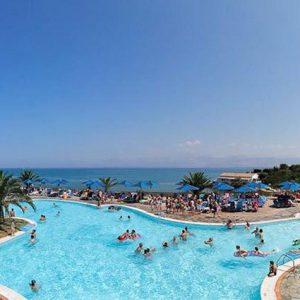 All-inclusive vakantie Corfu