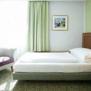 Heerlijk hotel in Wenen