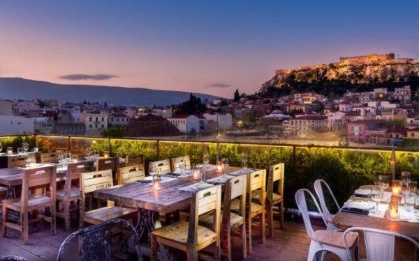 Geniet in prachtig Athene