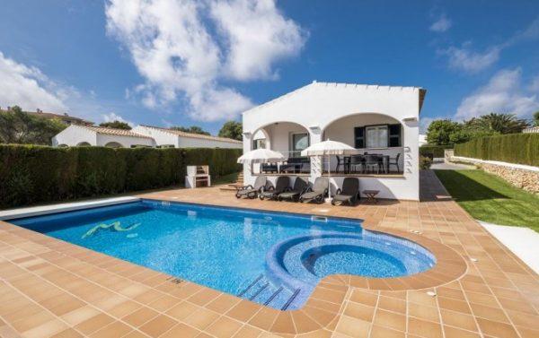 Zonnig Menorca
