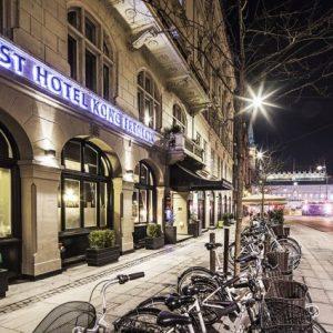 Genieten in Kopenhagen