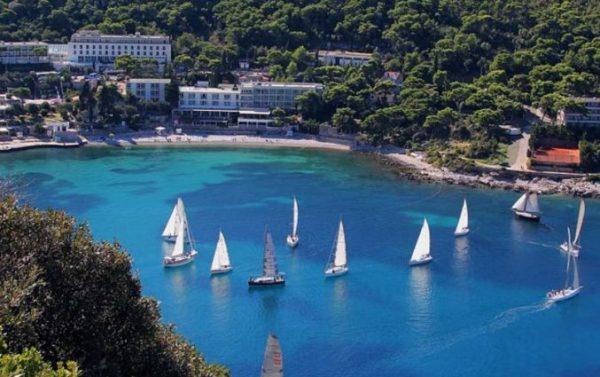 Stad en strand in Dubrovnik!