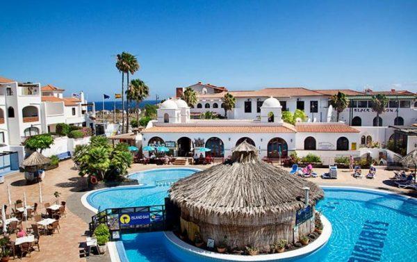 Golf plezier op Tenerife