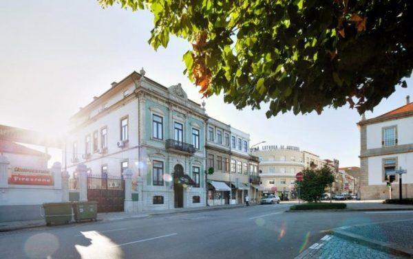 Charmant hotel in Porto
