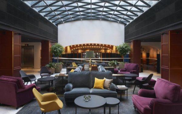 Fantastisch hotel in Stockholm!