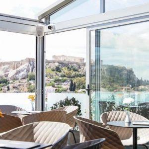Fantastisch hotel in Athene