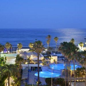 Ontspannen aan de Costa del Sol