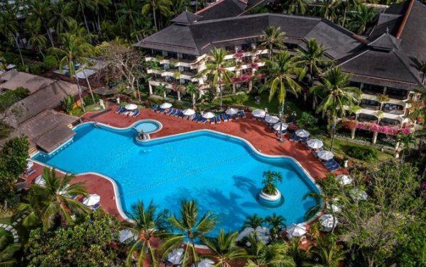 Genieten op Bali