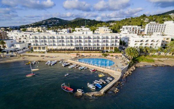 Stijlvol hotel op Ibiza