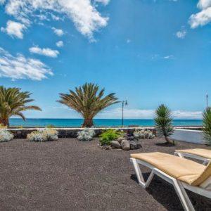 Tropische vakantie Lanzarote