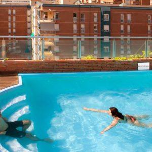 Zonnige stedentrip Barcelona