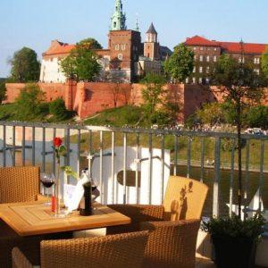 Geweldige locatie in Krakau