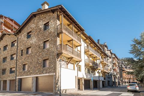 Andorra Alba El Tarter