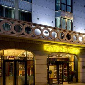 Hôtel Art Déco Romarin