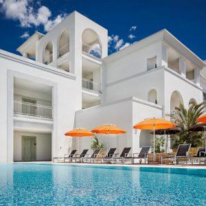 Prachtig viersterrenhotel Sardinië
