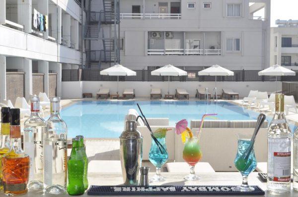 Zonnige vakantie Cyprus