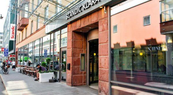 Duurzaam hotel in Stockholm
