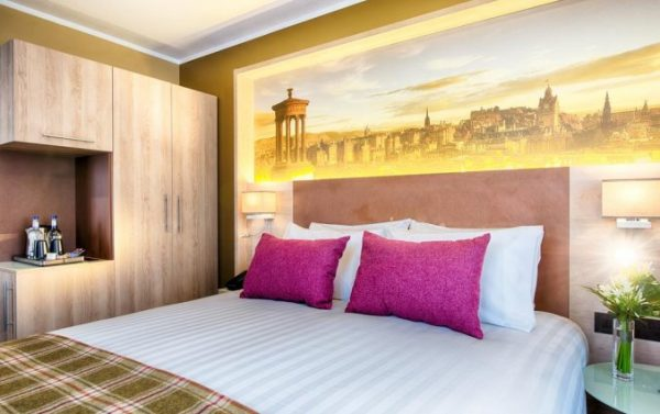 Heerlijk hotel in Edinburgh