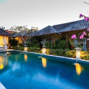 Paradijselijke vakantie Bali
