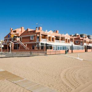 Verblijf aan het strand in Alicante