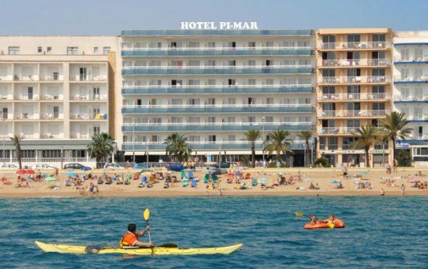 Zonnige vakantie Costa Brava