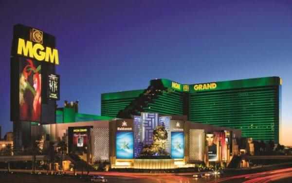Luxe in Vegas!