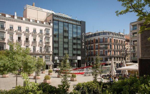Toplocatie in Madrid