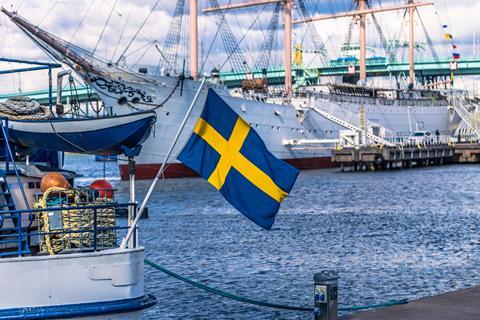 9-daagse fietsreis Zweden