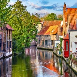 6/7-daagse fietsreis Vlaanderen en Belgische kust