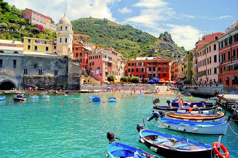 8-daagse rondreis Toscane & Ligurië
