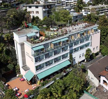 Hotel & Ville La Perla