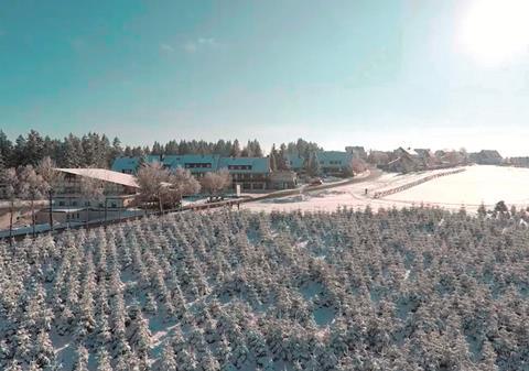 Der Schöne Asten Resort Winterberg